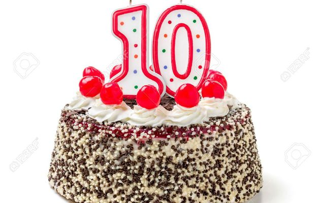 Mon blog a dix ans !!!!