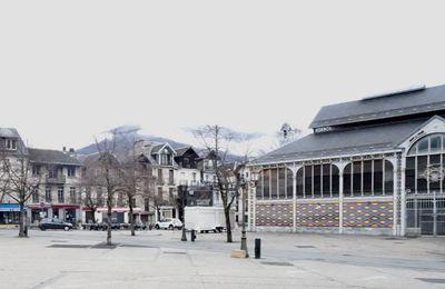 Covid-19 : le marché de Luchon interdit