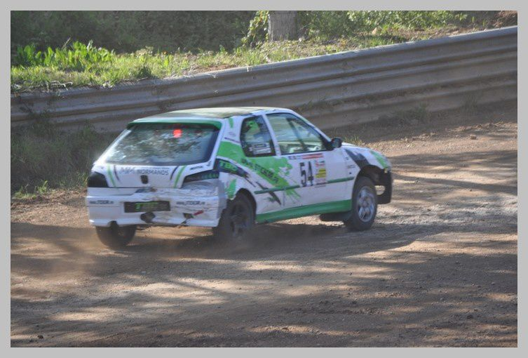 La pernelle : Auto-Cross