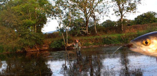 Pêche d'automne...