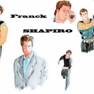 Model Sheet Complet N° 3 : Franck SHAPIRO