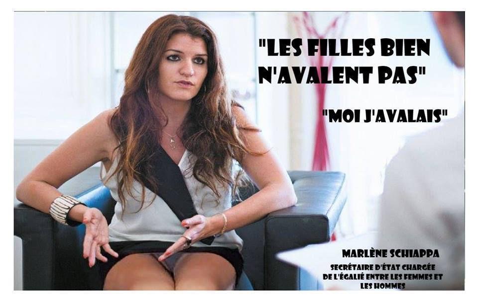 En pleine #pandémie… Marlène #Schiappa: « Je veux rassurer tout le monde, on ne va pas interdire les plans à 3 ! »