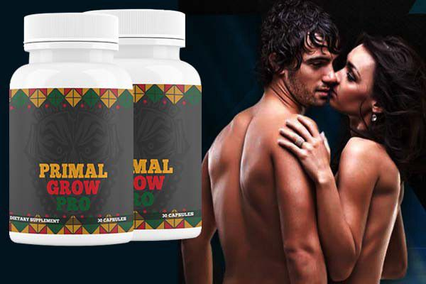 Primal Grow Pro – Revive Your Sex Life with This Natural Pill!!!