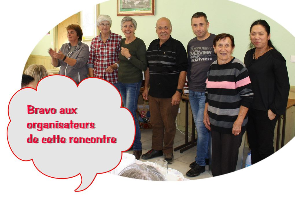 Allons  : rencontre gustative