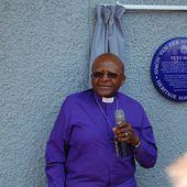Citation de Desmond Tutu: La bible et la terre - Doc de Haguenau