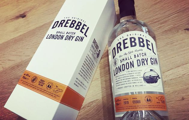 Drebbel - London Dry Gin