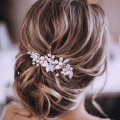Coiffures de mariage + concours ❤️ Wedding hairstyles+giveaway - HelenaMyBeauty