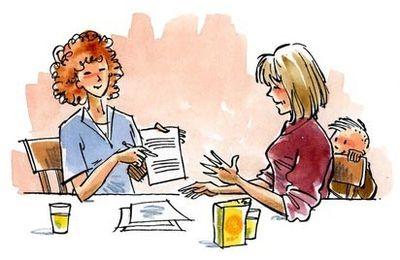 La consultation diététique