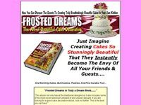 Frosted Dreams Cake Decorating