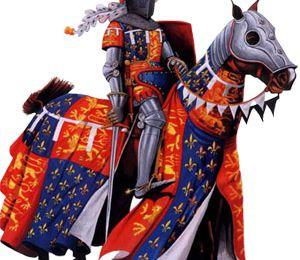 Saint Martin Lalande - un Prince noir sur la lande - 1355