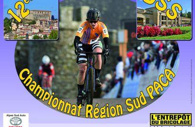 Cyclos-cross de Gréoux les Bains