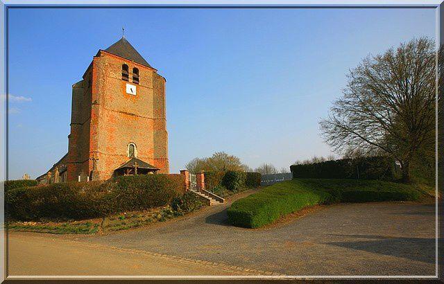 Diaporama église fortifiée de Hary