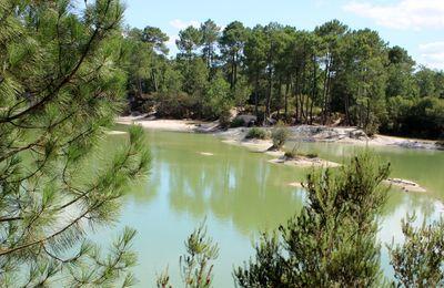 Le lac Bleu - Chapître 1