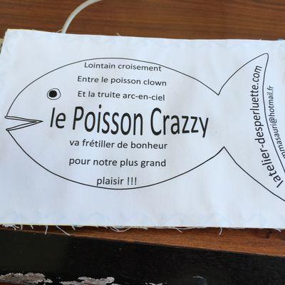DE PASSAGE... ET POISSON D'AVRIL !
