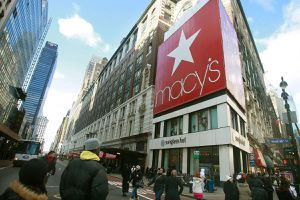 Grande distribution :  Macy's aux USA chute fortement