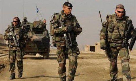 L'armée française est présente en Afrique en opérations extérieures