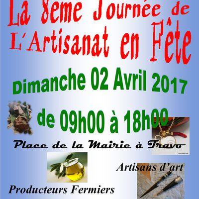 8 ème Journée de l'Artisanat en Fête