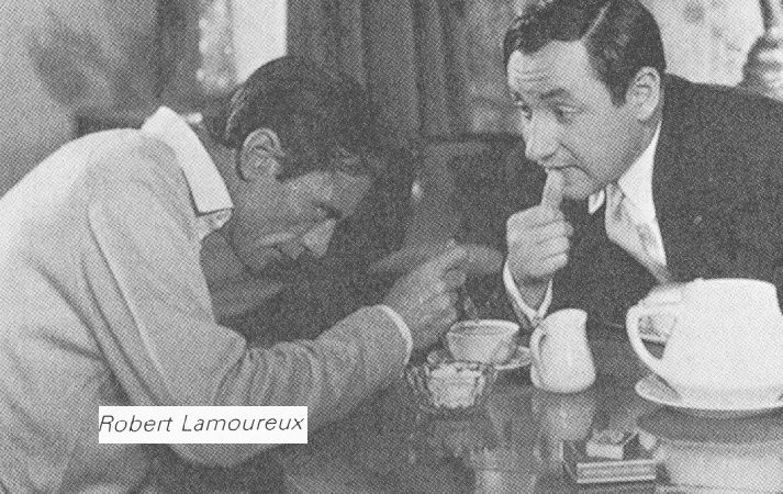RAVISSANTE LAMOUREUX
