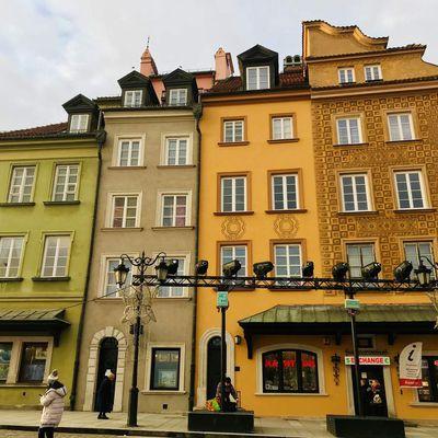 Warszawa / Varsovie