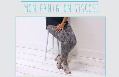 Un pantalon tout simple !