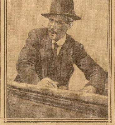 Affaire Seznec : Les vêtements tâchés de sang de Guillaume Seznec.