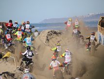 ANDUROPALE DU TOUQUET, photos de la course phare