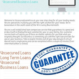 unsecured loans 4u