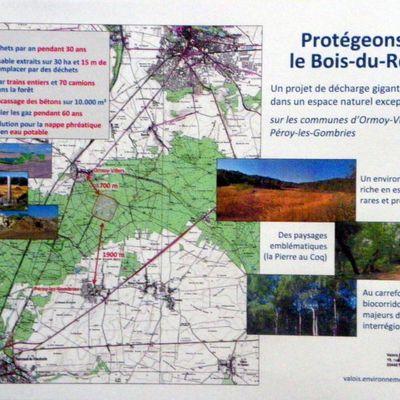 Communauté de communes du pays de Valois : Le sable une matière première très recherchée