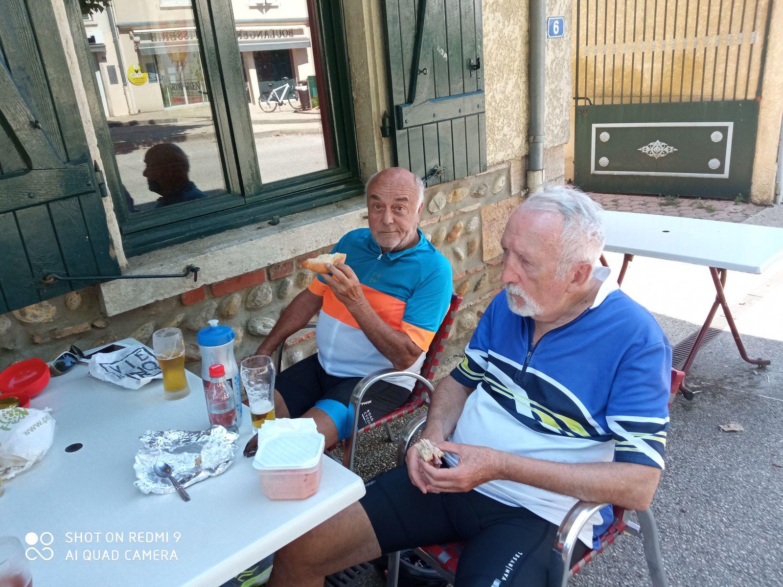 Balan - Découverte -  Mercredi 11 aout 2021