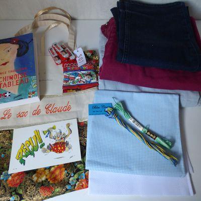 N°507 Le sac de Claude : 3ème voyage