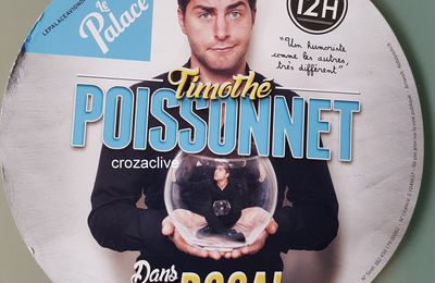Timothé POISSONNET : Dans le Bocal