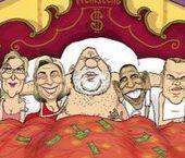 L'enfer pour Weinstein, Obama et les Clinton - MOINS de BIENS PLUS de LIENS