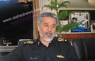 IRAN : MISE EN GARDE D'UN RESPONSABLE MILITAIRE : LES FORCES IRANIENNES SONT PRETES A REPOUSSER TOUTE OFFENSIVE
