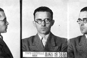 Photos du Fichier anthropométrique de la Gestapo Vienne