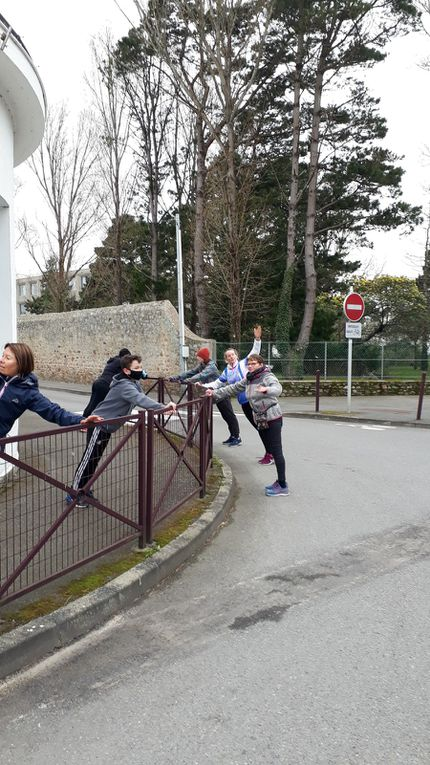 URBAN TRAINING   Notre groupe s'étoffe