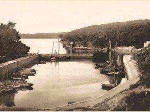 Port du Bono cartes postales 1910-1916