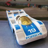 PORSCHE 956 LE MANS 1981 MC TOY 1/64 - car-collector.net
