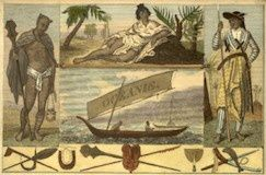 ritueLS à Nova-Esperanza en Océanie, MUSeE DE L'hOMME, ex-voto