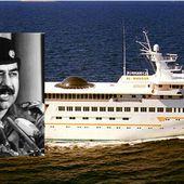 Saddam Hussein's yachts - Yachting Art Magazine