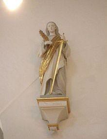 07 septembre - Sainte Reine, martyre
