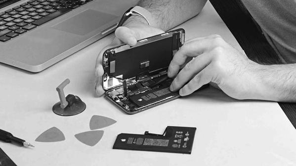 Pour réparer votre iPhone, optez pour les forfaits de réparation proposés en ligne