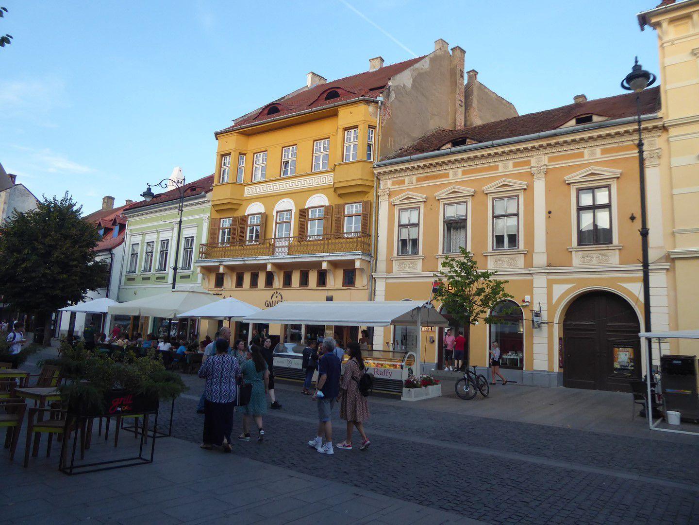 Vendredi 13 août 2021 - J13 - Sibiu