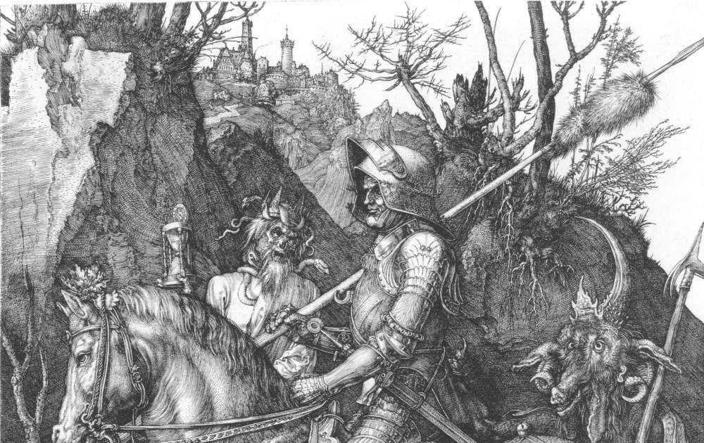 """Hugo, """"Les Contemplations"""", IV,  XII : « A quoi songeaient les deux cavaliers dans la forêt »"""