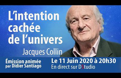 Jacques Collin : un scientifique connecté à l'univers et aux extraterrestres
