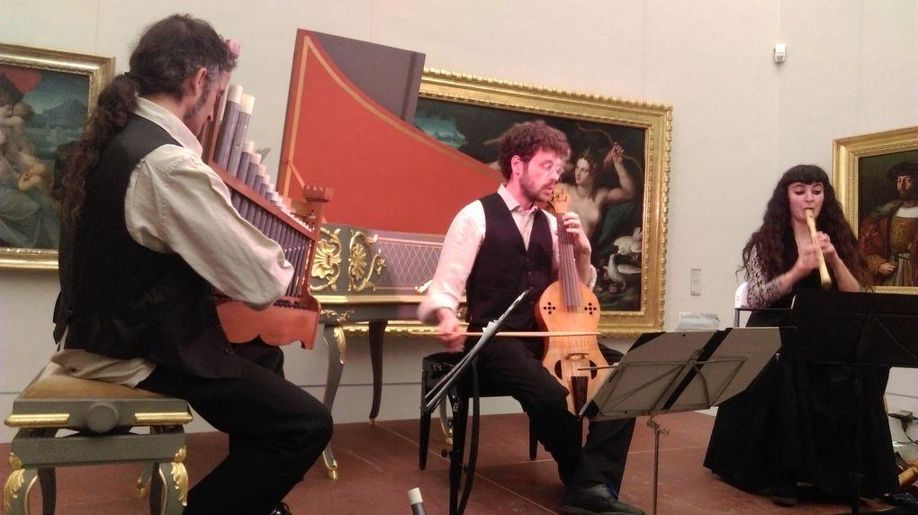 4è Edition de laJournée des Musiques anciennes au Musée Fabre de Montpellier : Muses en dialogue