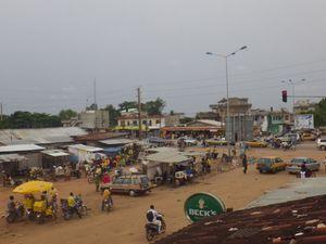 Jérémie de la Cote d'ivoire au Bénin