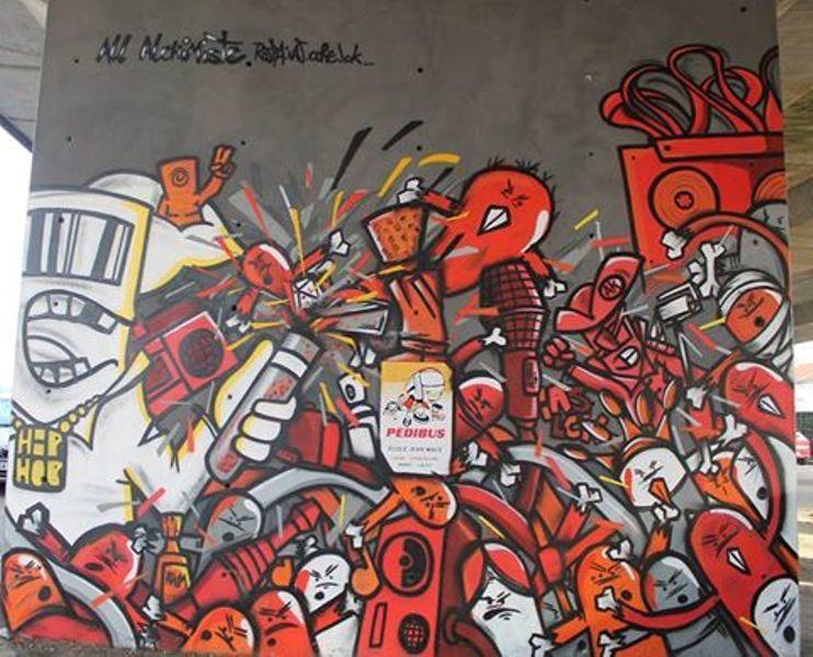 10-Street Art à Niort de 2009 à 2012
