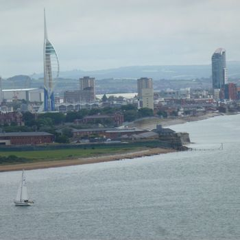 La Spinnaker Tower de Portsmouth