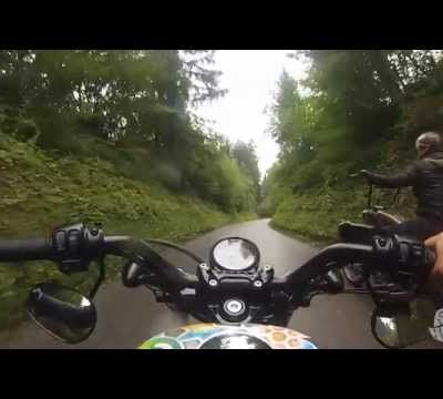The Road Hunter episode 2. Austria.