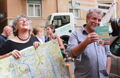 STRADIARIO GENOVESE Itinerari per chi non tira diritto attraverso una città che non ti aspetti